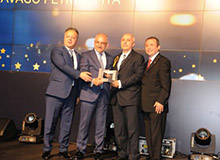 WE HAVE RECEIVED THE STARS OF EXPORT AWARD!