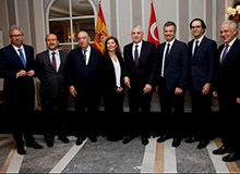 Private Award from Turkish-Spanish Official Chamber of Industry and Trade to Standard Profil