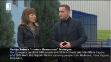 With Standard Profil Bulgaria, We Became The Plant That Provides Most Employment In It's Region