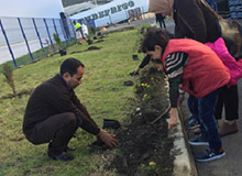 We Came Together At The Children Festival In Morocco For Nature Awareness