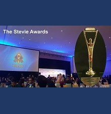 INTERNATIONAL STEVIE AWARD to our MANISA 3-ZEKİ PLANT